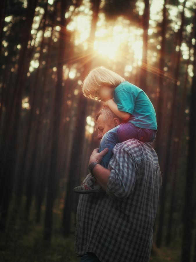 zdjęcie wnuka z dziadkiem-1