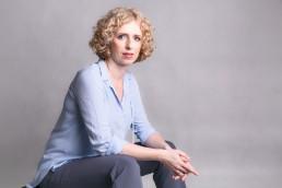 portret z sesji wizerunkowej specjalistki marketingu internetowego