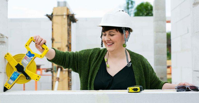 portret wizerunkowy inżyniera budowlanego